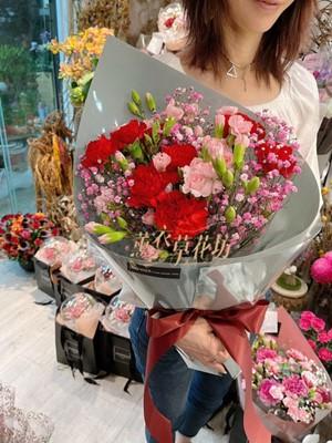 母親節花束 110050556