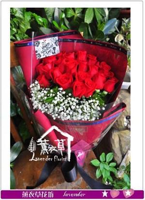 進口玫瑰20朵c080509
