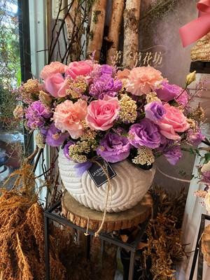 盆花設計~109043008