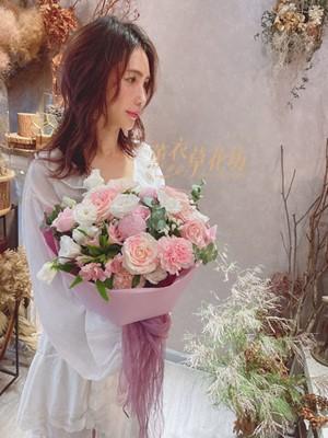 精緻花束設計110071710