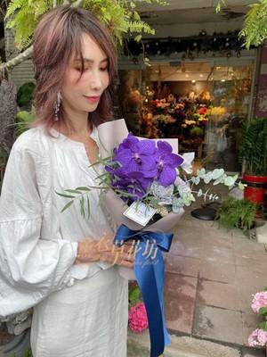 芊黛蘭花束-預定全省免運 110041405