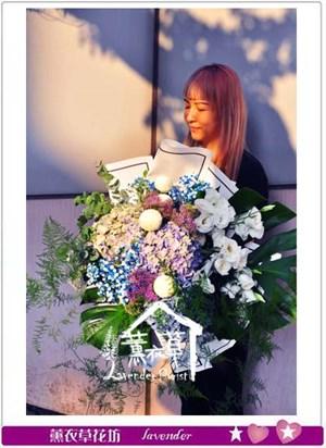 繡球花束設計 106081806
