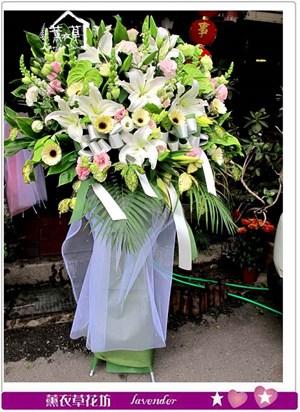 藝樹花柱一個C022105