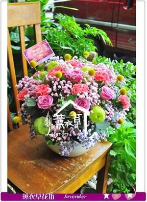 盆花設計 106050901