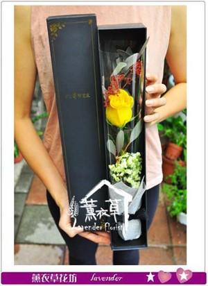 單支花盒設計 106101706
