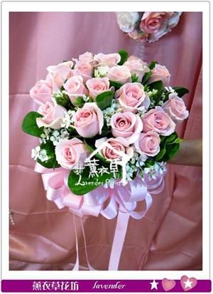玫瑰33朵~捧花設計aa1158