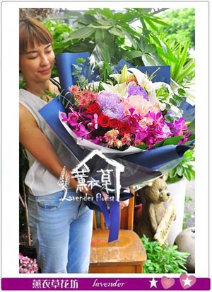 精緻花束106062014