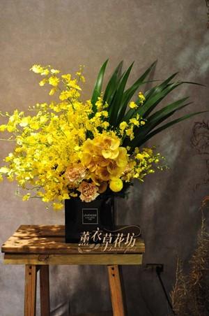 盆花設計 106112407