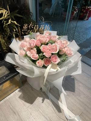 33朵玫瑰花束 110053106